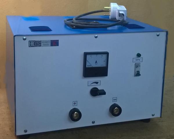 ЗУ-1К (12-24) Зарядное устройство для тяговых аккумуляторов